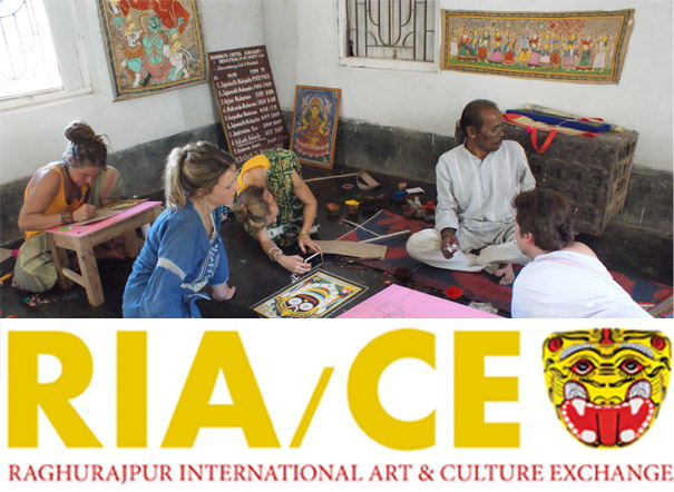 Raghurajpur International Art/Culture Exchange (RIA/CE)