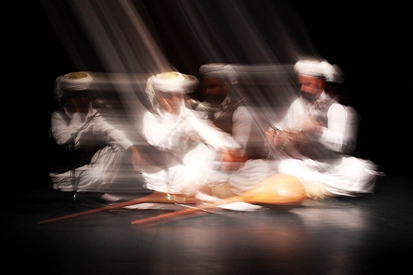 فراخوان مسابقه عکس نهمین جشنواره موسیقی نواحی با محور شادمانهها