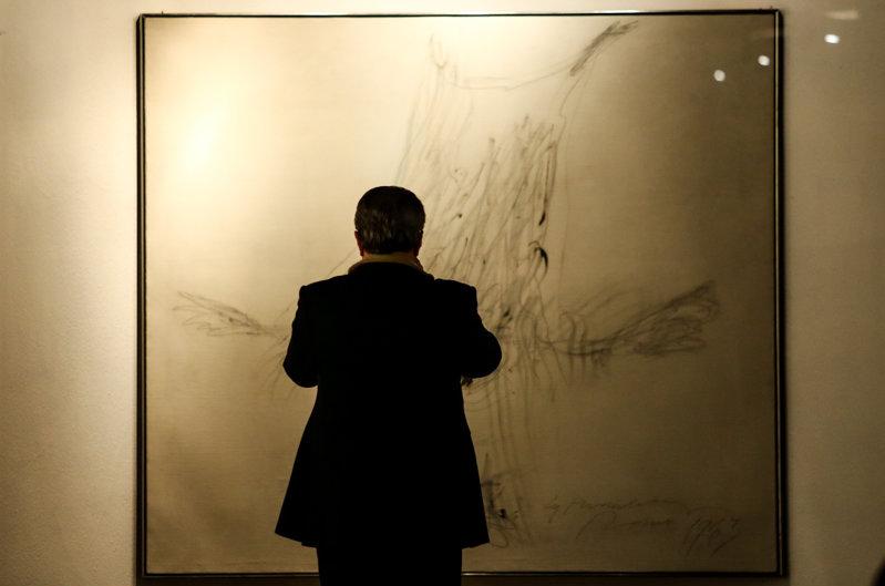نمایشگاه نقاشیهای «لاشایی» و منتخب هنرمندان جهان