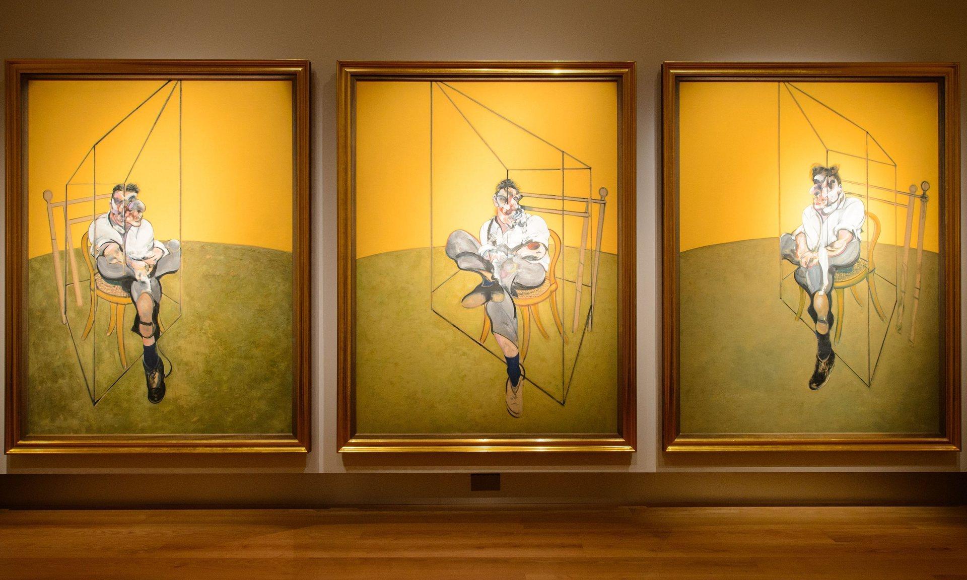 سرقت نقاشیهای 23 میلیون پوندی فرانسیس بیکن