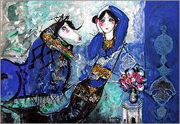 بزرگان، ژاپنیها و هیولاها در گالریهای تهران / نگاهی به افتتاحیه شش نمایشگاه
