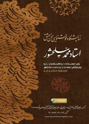 Mohammad salahshour