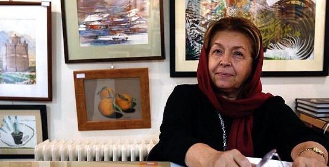 لیلی گلستان:  هیچوقت فکر نکردم دست از کار بکشم