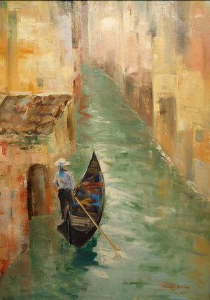 Venezia  Malihe Shahbaz