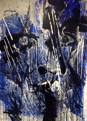 Untitled,3,  Mohsen Hoseinmardi