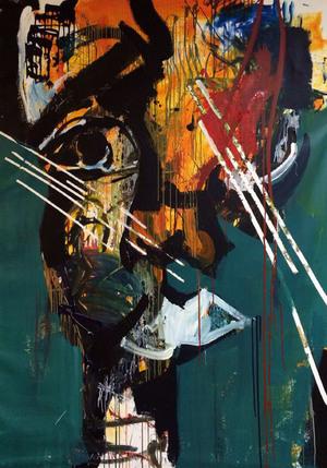Untitled,1  Mohsen Hoseinmardi
