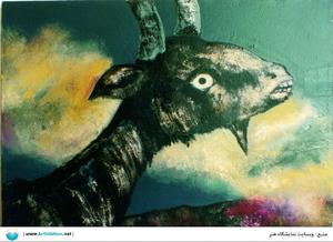 Works Of Art Bahman Mohasess
