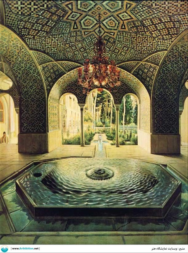 Works Of Art Mohammad Ghafari