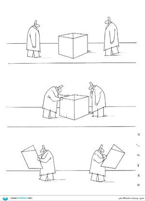 آثار هنری کامبیز  درمبخش