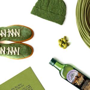 سبز زیتونی از آرش اذانی
