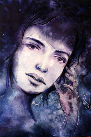 Works Of Art Anahita  Ramezanzadeh