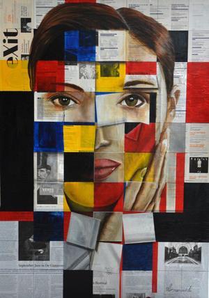 Mondrian  Alireza Namadchi