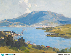 Works Of Art Arthur  Streeton