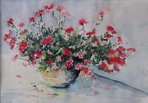 flower vase  atena  mirzaeian