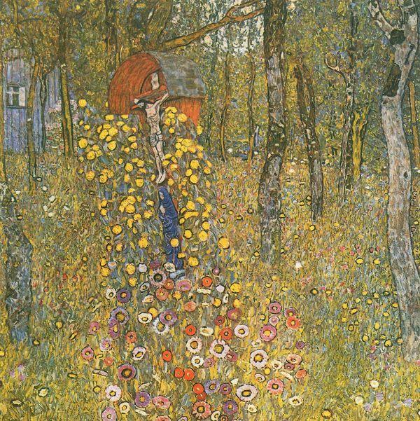 Works Of Art Gustav  Klimt