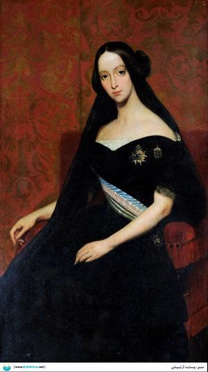 پرتره شاهزاده  جونویل از آری شفر