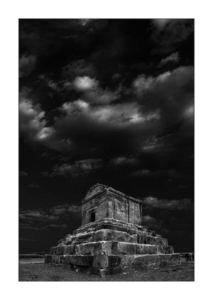 ار مجمعه تخت جمشید از داریوش محمدخانی