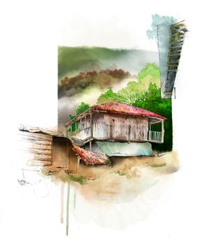 Chino Village  Ahmad Oloumi