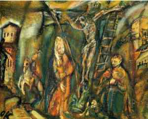 Works Of Art Oskar  Kokoschka