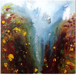 آبشار زمان از ملوک افشاری نوید