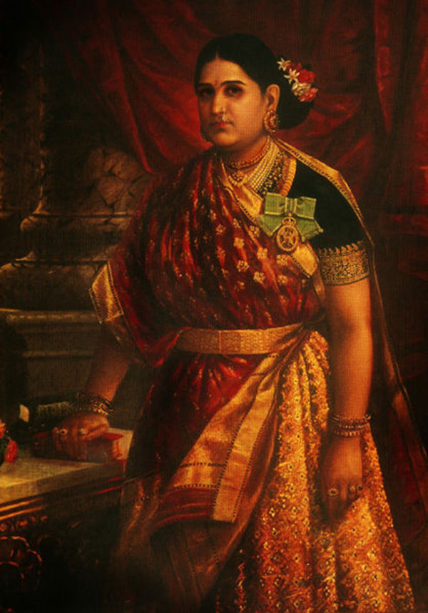 Works Of Art Raja Ravi Varma
