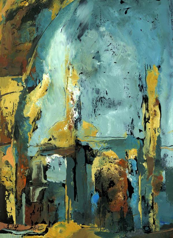 Works Of Art Sayeh Ebrahimi