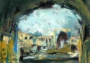 اصفهان از سایه ابراهیمی