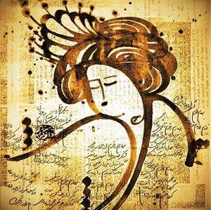 چهره از داود  اکبری