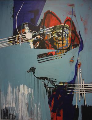 Untitled ,,,  Mohsen Hoseinmardi