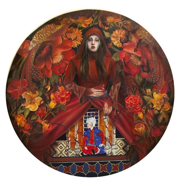 Works Of Art Alieh Abedini