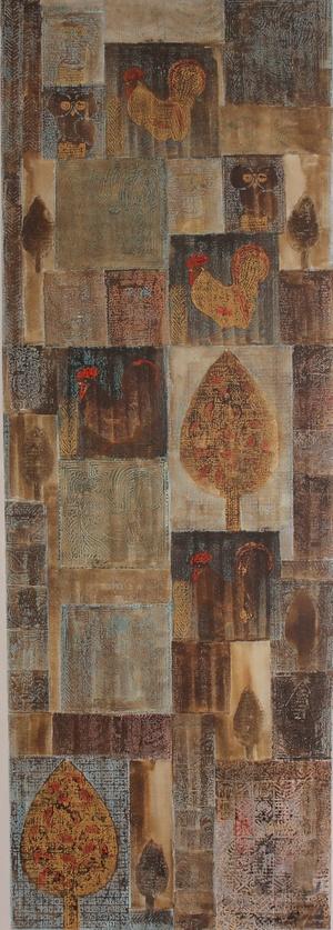 خروس جغد سرو  از محمد هادی فدوی