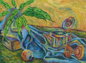 Still Life 3  M Heidarinejad