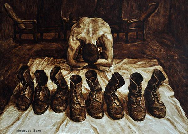 Works Of Art mosayeb zare