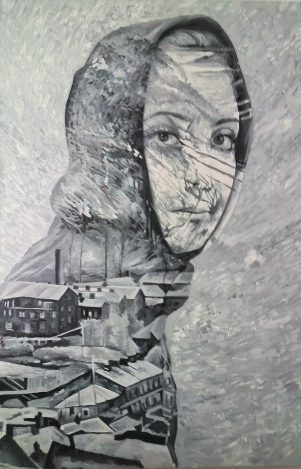 Works Of Art Amir Ghareh hasanloo
