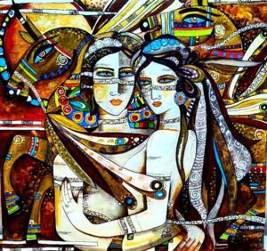 Rostam &Tahmineh  Yalda Mansourian