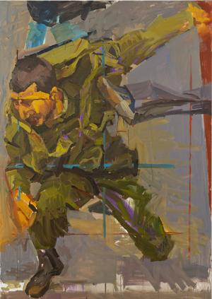 soldier down  Amir Hossein  Akhavan
