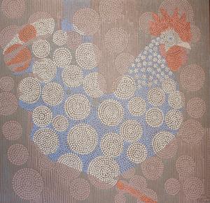 Rooster  mohammad hadi fadavi