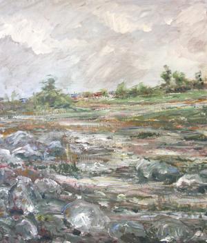 طبیعت رودخانه از سعید امدادیان