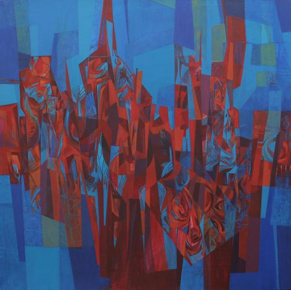 Works Of Art Zahra Yousefi
