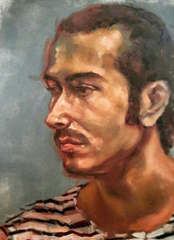 آثار هنری احسان علیزاده