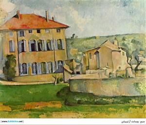 Jas de Bouffan  Paul  Cézanne