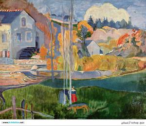 Untitled  Paul  Gauguin