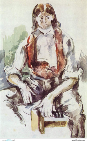 Untitled  Paul  Cézanne