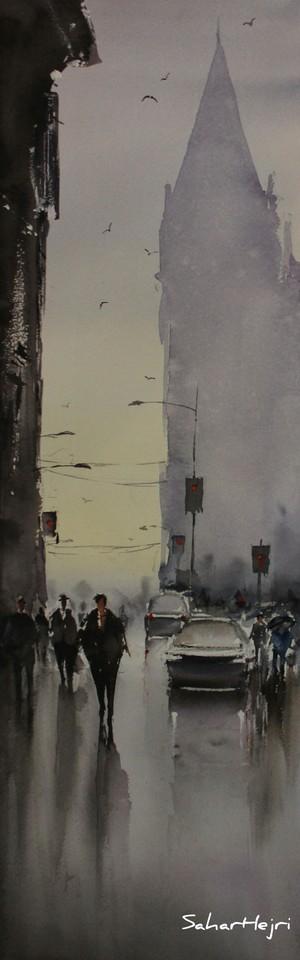 Street  Sahar Hejri
