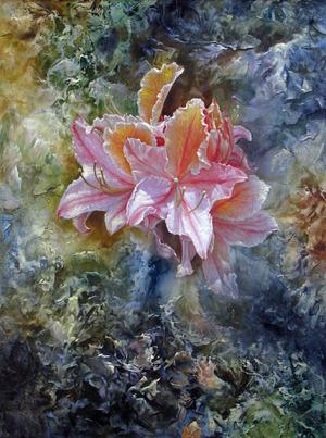 smell flower  amrollah mohammadi