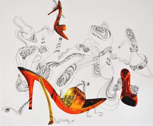 Works Of Art monir tahani