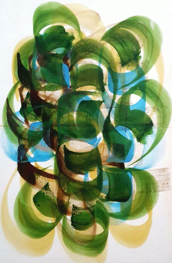 Works Of Art Reza Khalilabadi