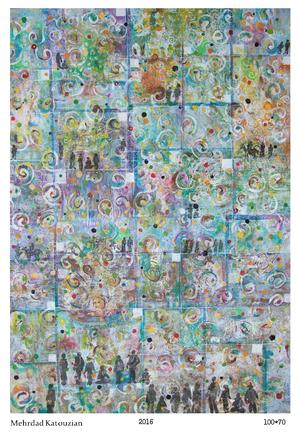 Works Of Art Mehrdad Katouzian