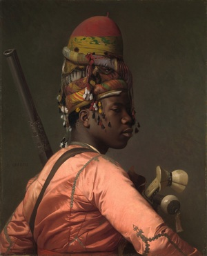 Untitled  JEAN-LEON   Gerome