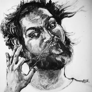 Untitled (از مجموعه سلف پرتره)  MEYSAM NEJADRASOULI